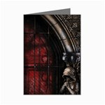 Dark Gothic Gate to the Other Side Mini Greeting Cards (Pkg of 8)