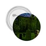 Gothic Fantasy Graveyard 2.25  Button