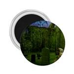 Gothic Fantasy Graveyard 2.25  Magnet