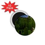 Gothic Fantasy Graveyard 1.75  Magnet (10 pack)