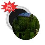 Gothic Fantasy Graveyard 2.25  Magnet (100 pack)