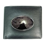 Gothic Mountain Setting Sun Wallet