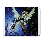 Purple Night Elf Fairy Small Mousepad