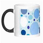 Bubbly Blues Morph Mug