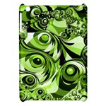 Retro Green Abstract Apple iPad Mini Hardshell Case