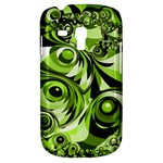 Retro Green Abstract Samsung Galaxy S3 MINI I8190 Hardshell Case
