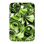 Retro Green Abstract Samsung Galaxy Note 8.0 N5100 Hardshell Case