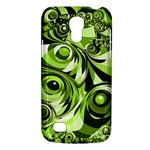 Retro Green Abstract Samsung Galaxy S4 Mini (GT-I9190) Hardshell Case