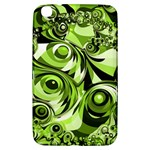 Retro Green Abstract Samsung Galaxy Tab 3 (8 ) T3100 Hardshell Case