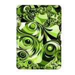 Retro Green Abstract Samsung Galaxy Tab 2 (10.1 ) P5100 Hardshell Case