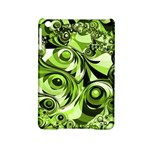 Retro Green Abstract Apple iPad Mini 2 Hardshell Case