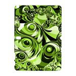 Retro Green Abstract Samsung Galaxy Note 10.1 (P600) Hardshell Case