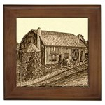 Sugarcreek Barn - Ave Hurley - Framed Tile