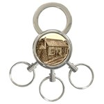 Sugarcreek Barn - Ave Hurley - 3-Ring Key Chain