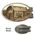 Sugarcreek Barn - Ave Hurley - Money Clip (Oval)