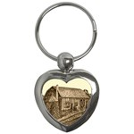 Sugarcreek Barn - Ave Hurley - Key Chain (Heart)