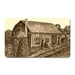 Sugarcreek Barn - Ave Hurley - Magnet (Rectangular)