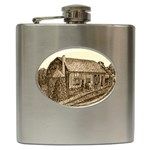 Sugarcreek Barn - Ave Hurley - Hip Flask (6 oz)