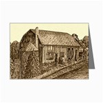 Sugarcreek Barn - Ave Hurley - Mini Greeting Card