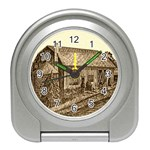 Sugarcreek Barn - Ave Hurley - Travel Alarm Clock