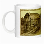Sugarcreek Barn - Ave Hurley - Night Luminous Mug