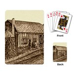 Sugarcreek Barn - Ave Hurley - Playing Cards Single Design
