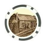 Sugarcreek Barn - Ave Hurley - Poker Chip Card Guard