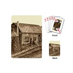 Sugarcreek Barn - Ave Hurley - Playing Cards (Mini)