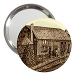 Sugarcreek Barn - Ave Hurley - 3  Handbag Mirror
