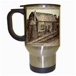 Sugarcreek Barn - Ave Hurley - Travel Mug (White)