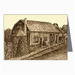 Sugarcreek Barn - Ave Hurley - Greeting Card