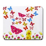 Butterfly Beauty Large Mouse Pad (Rectangle)
