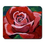 Red Rose Large Mousepad