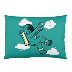 Don t Let Go Pillow Case by failuretalentstuff