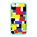 Mod Geometric Apple iPhone 4 Case (Color)