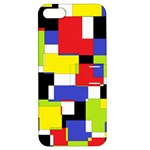 Mod Geometric Apple iPhone 5 Hardshell Case with Stand