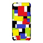 Mod Geometric Apple iPod Touch 5 Hardshell Case with Stand