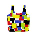 Mod Geometric Reusable Bag (S)