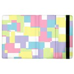 Mod Pastel Geometric Apple iPad 2 Flip Case