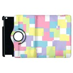 Mod Pastel Geometric Apple iPad 3/4 Flip 360 Case