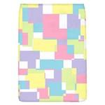 Mod Pastel Geometric Removable Flap Cover (Large)