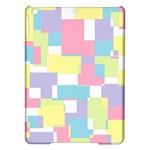 Mod Pastel Geometric Apple iPad Air Hardshell Case