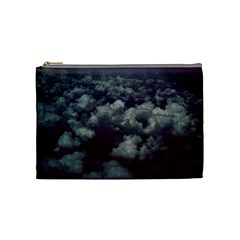 Through The Evening Clouds Cosmetic Bag (medium) by ArtRave2