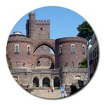 Helsingborg Castle 8  Mouse Pad (Round)