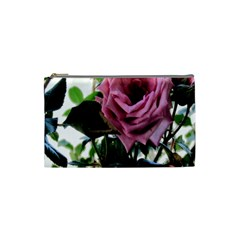 Rose Cosmetic Bag (small) by Rbrendes