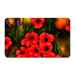 Poppies  2 Ave Hurley Ah 001 164 Png Magnet (Rectangular)