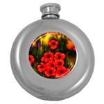 Poppies  2 Ave Hurley Ah 001 164 Png Hip Flask (5 oz)