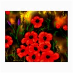 Poppies  2 Ave Hurley Ah 001 164 Png Glasses Cloth (Small, Two Sides)