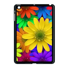 Gerbera Daisies Apple Ipad Mini Case (black) by StuffOrSomething
