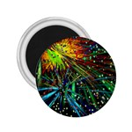 Exploding Fireworks 2.25  Button Magnet